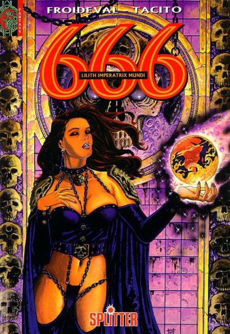 4: Lilith Imperatrix Mundi