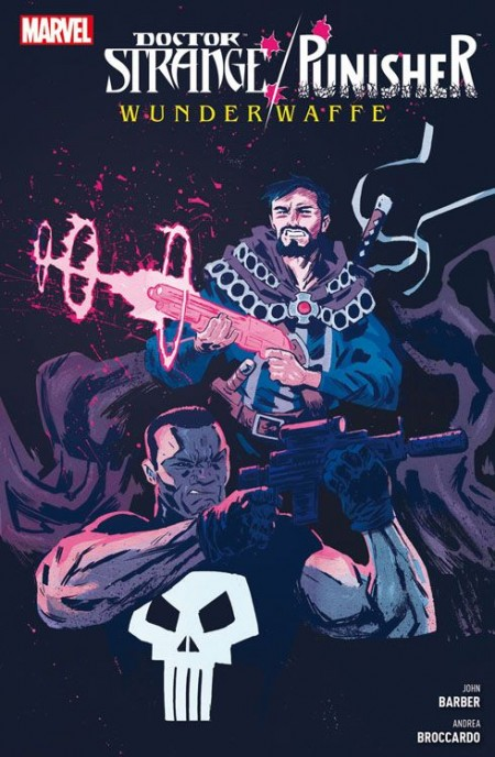 Doctor Strange / Punisher: Wunderwaffe