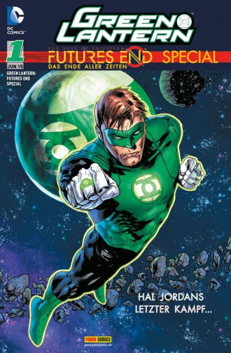 Green Lantern: Futures End Special