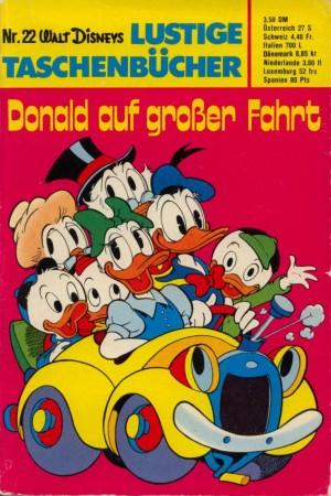 22: Donald auf großer Fahrt
