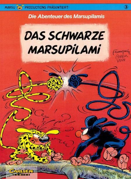 3: Das schwarze Marsupilami