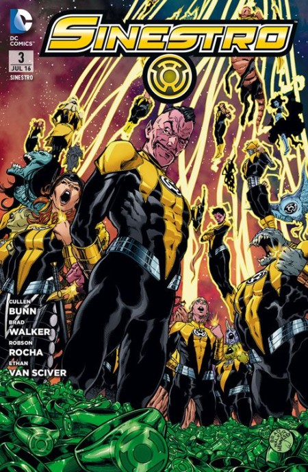 3: Verrat im Sinestro Corps