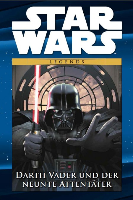 26: Darth Vader und der neunte Attentäter