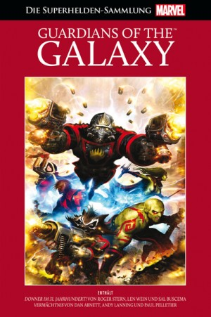 11: Guardians of the Galaxy