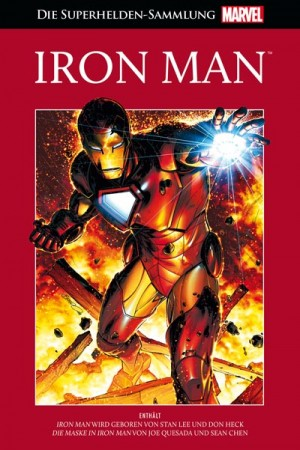 6: Iron Man