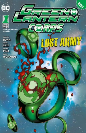 Lost Army 1