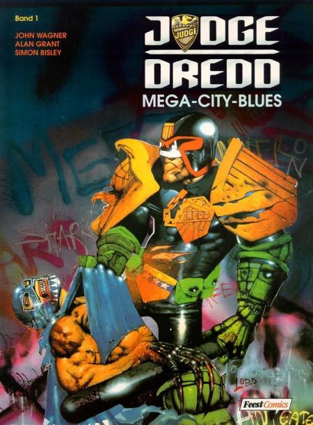 1: Mega-City-Blues