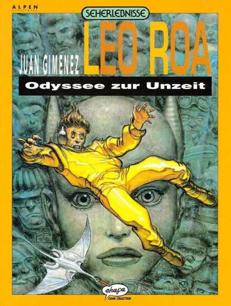 9: Leo Roa - Odyssee zur Unzeit
