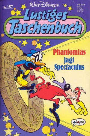 157: Phantomias jagt Spectaculus