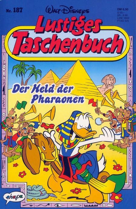 187: Der Held der Pharaonen
