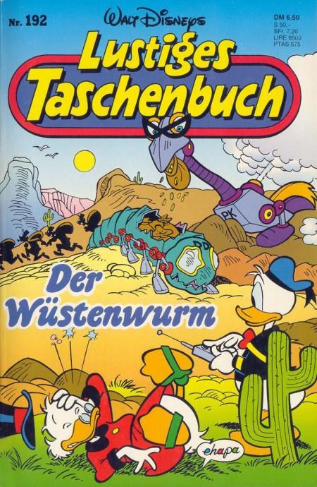 192: Der Wüstenwurm