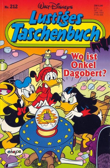 212: Wo ist Onkel Dagobert?