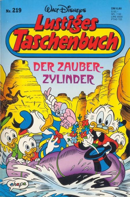 219: Der Zauber-Zylinder