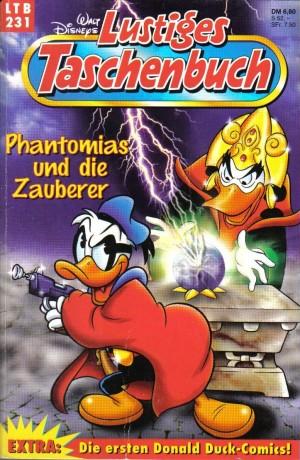 231: Phantomias und der Zauberer