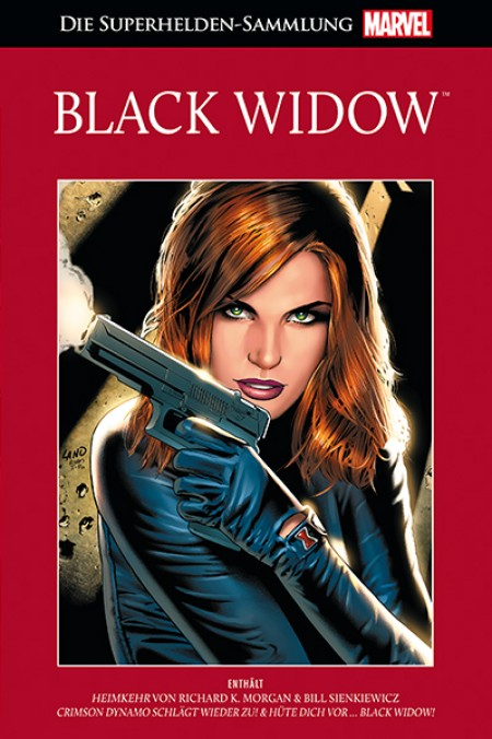 13: Black Widow