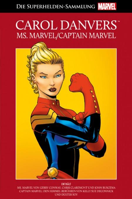 18: Carol Danvers
