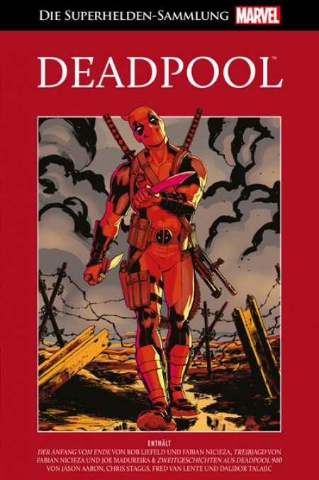 34: Deadpool