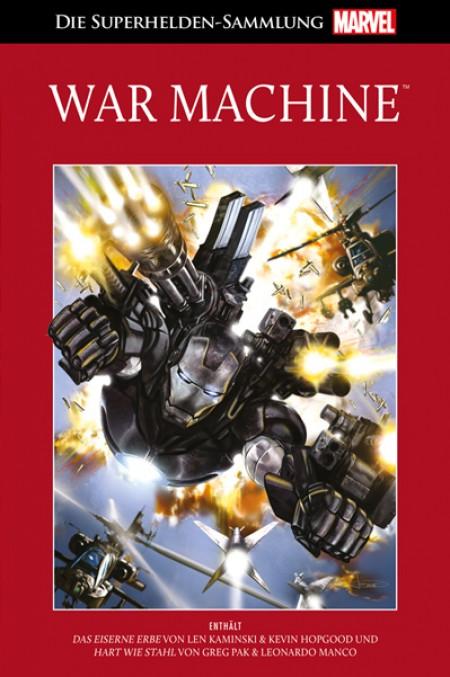 54: War Machine