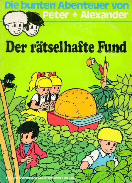 7: Der rätselhafte Fund