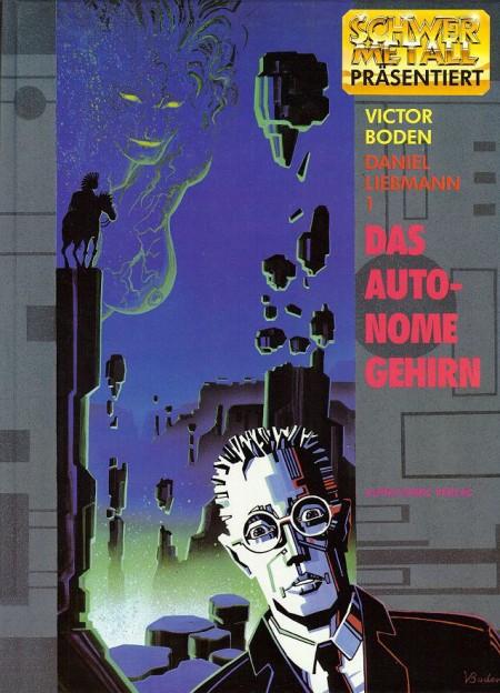 51: Daniel Liebman (1) - Das autonome Gehirn