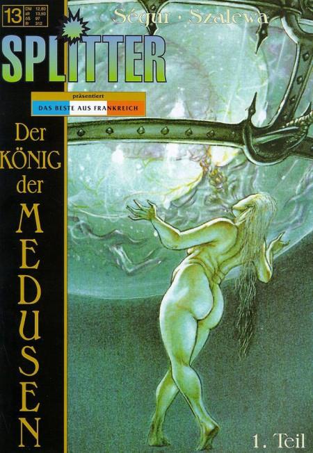 13: Der König der Medusen (1. Teil)