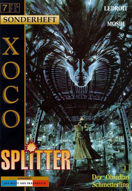 7: Xoco (1): Der Obsidian Schmetterling