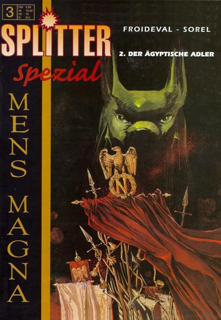 3: Mens Magna (2): Der ägyptische Adler