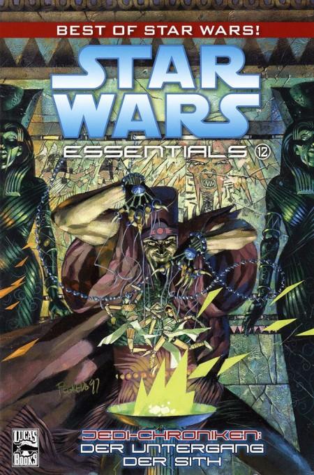 12: Jedi-Chroniken: Der Untergang der Sith