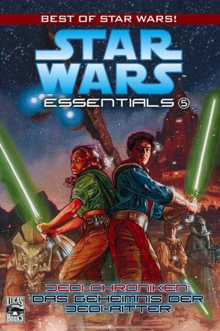 5: Jedi-Chroniken: Das Geheimnis der Jedi-Ritter
