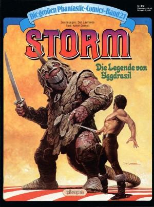 21: Storm: Die Legende von Yggdrasil