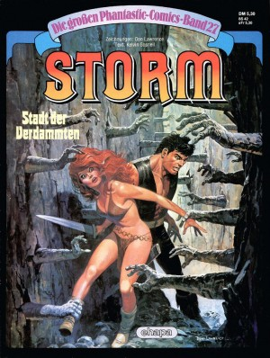27: Storm: Stadt der Verdammten