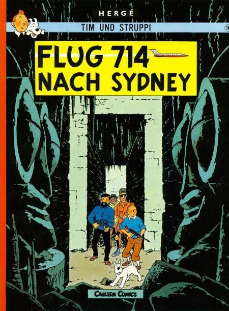 16: Flug 714 nach Sydney
